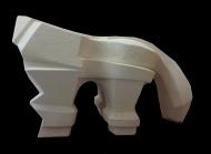 Elemoon Oamaru Stone H300xL530xD320mm SOLD 25kg