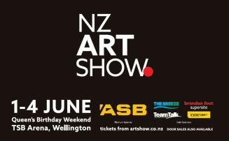 Come to the NZ Art Show